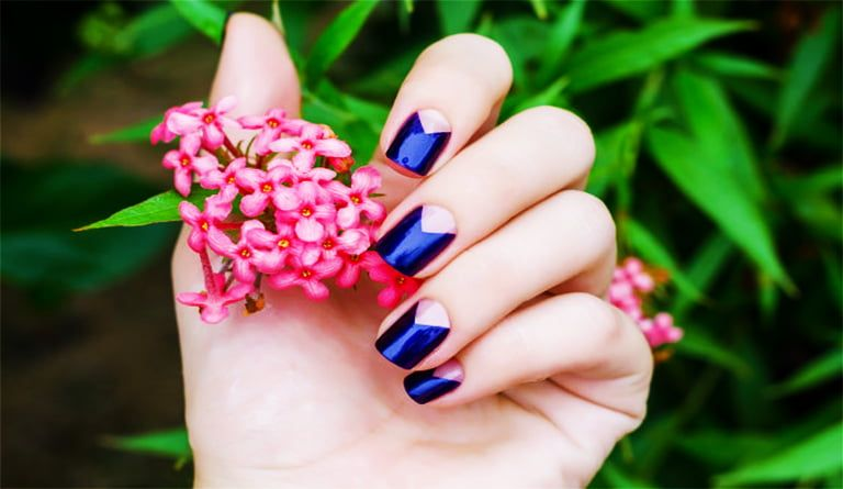 Pinturas de uñas ecologicas