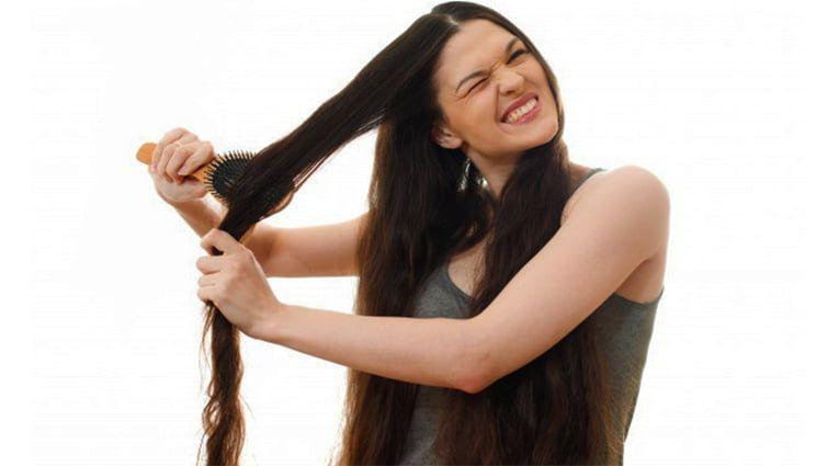peines que no dañan el cabello