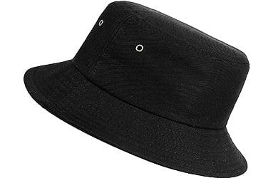ISIYINER Sombrero del Pescador Algodón Plegable