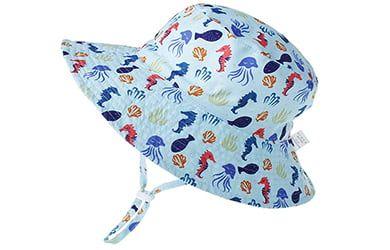 LACOFIA Sombrero de Sol para bebé niño