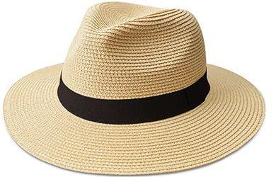 Maylisacc Sombrero de Panamá Unisex